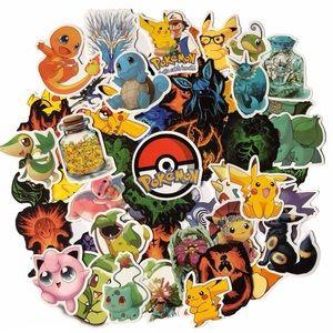 3/$20 Pokémon 50 Glossy Stickers